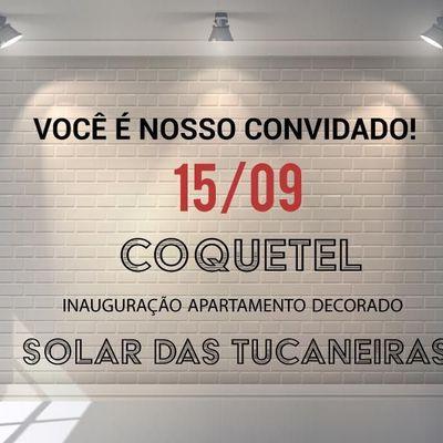 15/09 Inauguração do Decorado no Solar das Tucaneiras