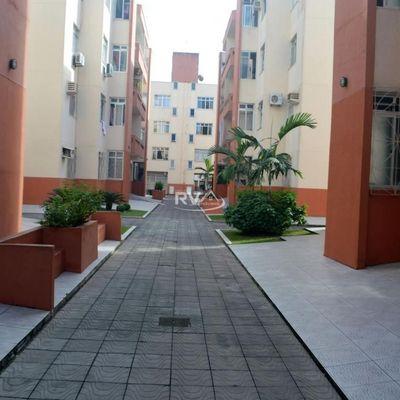 Apto 2 Dormitorios Semi Mobiliado No Sao Vicente