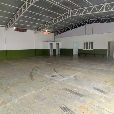 GALPÃO COM 230M² EM CORDEIROS