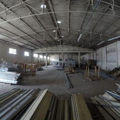 Galpão Comercial - 1.150 m² - Cordeiros - Itajaí/SC