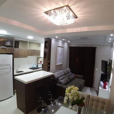 Apartamento - 1 Suíte + 1 Qt - Cordeiros - Itajaí/SC