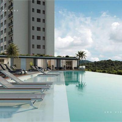 PRÉ-LANÇAMENTO Home Club - 1 Suíte + 2 Qts - Incrível Área de Lazer - São Vicente - Itajaí/SC