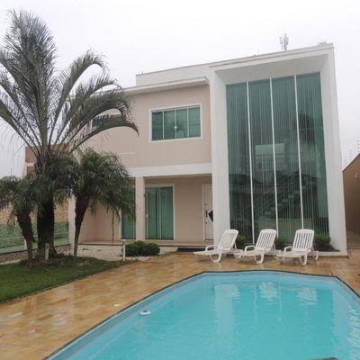 Ótima Casa - 1 Suíte Master + 3 Suítes - Com Piscina - São Vicente - Itajaí/SC