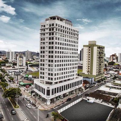 Ótima Sala Comercial - 52 m² - Centro - Itajaí/SC
