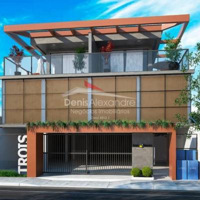 PRÉ-LANÇAMENTO - Apto Duplex - 1 Qt - Cordeiros - Itajaí/SC