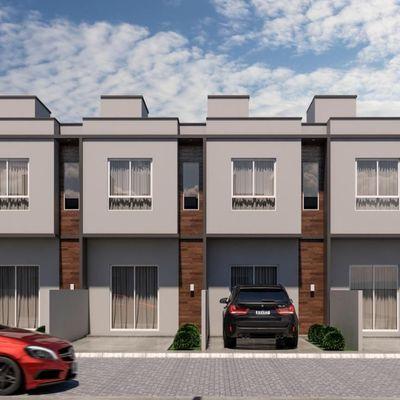 Incrível Casa MCMV - 2 Qts - Espinheiros - Itajaí/SC