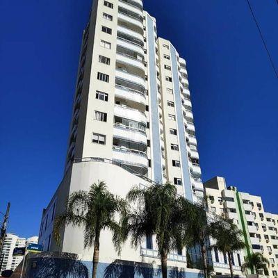 Apartamento - 1 Suíte + 1 Qt - Mobiliado - Dom Bosco - Itajaí/SC
