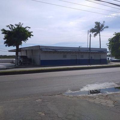 Amplo Galpão - Mobiliado + 20x25 m² - Cordeiros Parte Alta - Itajaí/SC