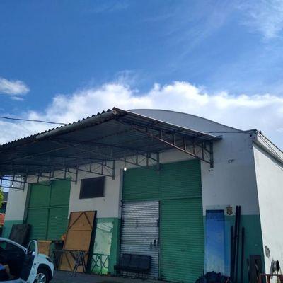 Galpão - 480 M² - São João - Itajaí/SC