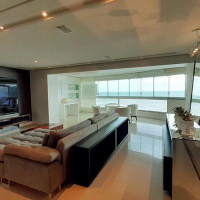 Apartamento Frente Mar para Temporada Edifício Don Alvarez