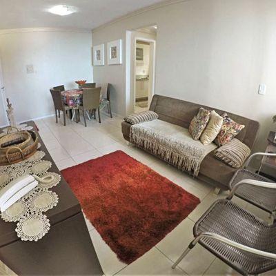 Apartamento para Temporada Edifício Rosamar - Bloco A