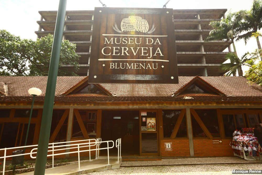 MUSEU DA CERVEJA EM BLUMENAU SC