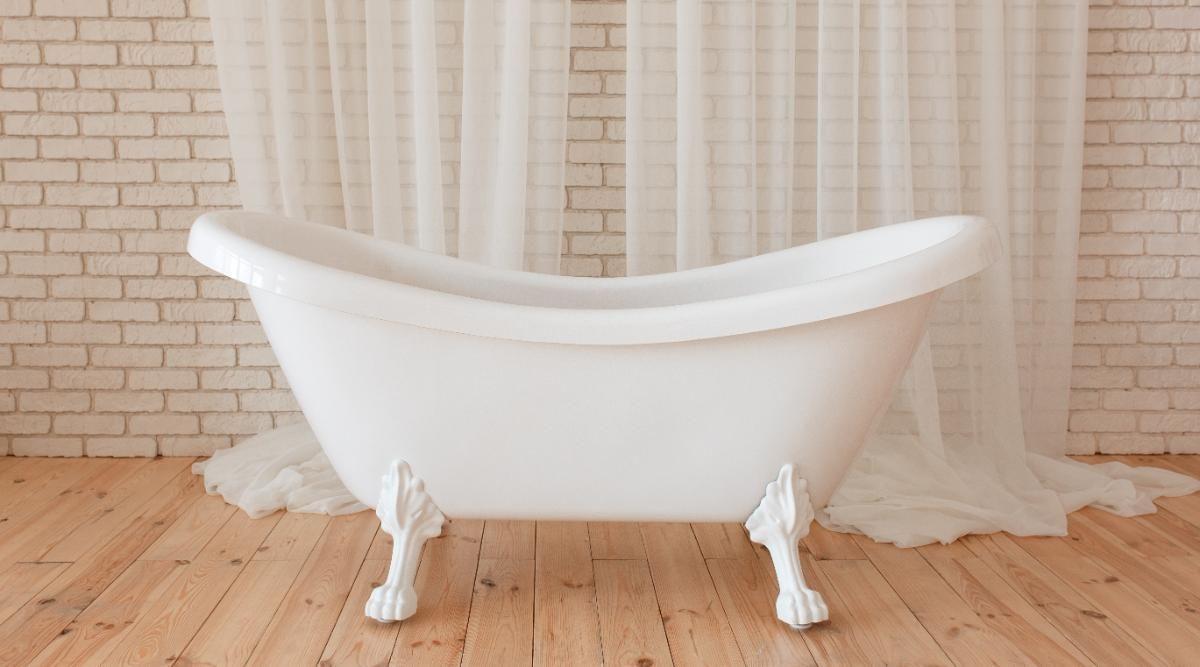 Posso instalar uma banheira em meu apartamento?