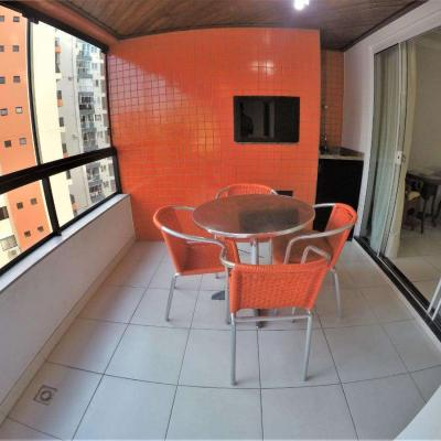 Apartamento para aluguel anual no Edifício Morro dos Ventos