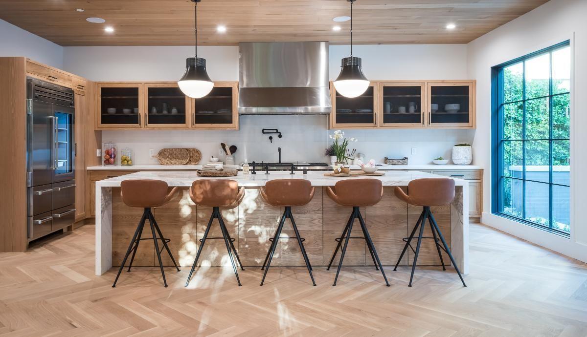 Os melhores pisos para a cozinha
