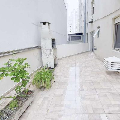 Apartamento para alugar anual no edifício Estrela do Mar em Balneário Camboriú