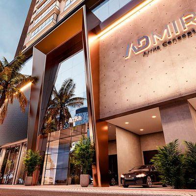Sala comercial à venda no Edifício Admirá Concept em Balneário Camboriú
