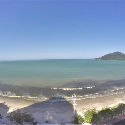 Apartamento Frente Mar para Temporada Edifício Guanabara