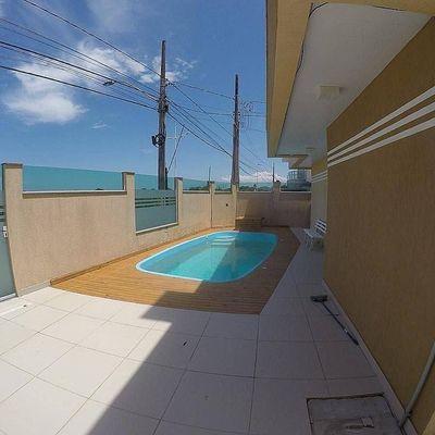 Casa frente mar para aluguel anual em Navegantes