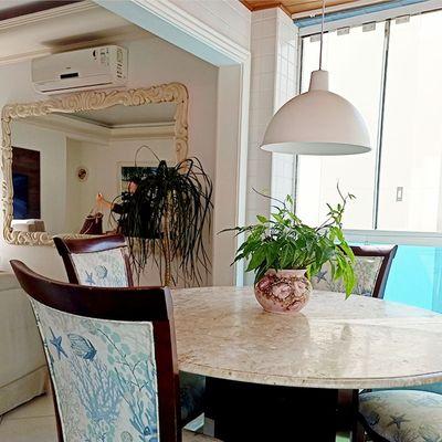 Apartamento para alugar anual no Marlin Azul em Balneário Camboriú