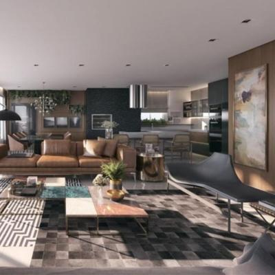 Apartamento à venda no Aurora Exclusive Home