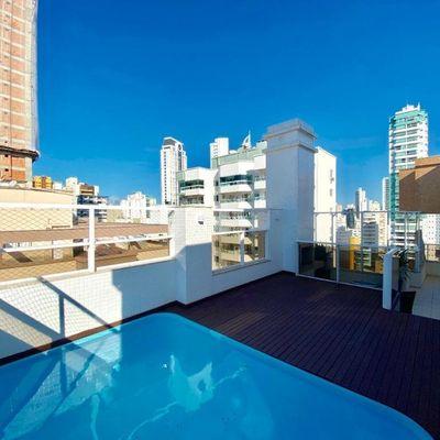 Cobertura à venda no Edifício Costa Norte em Balneário Camboriú