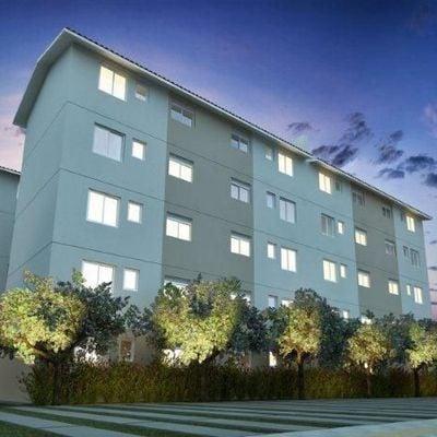 Plano e José Bonifácio   Apartamentos de 2 dormitórios   Minha Casa Minha Vida
