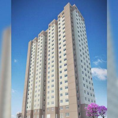 Plano e Jacú Pêssego | Apartamentos com 2 dormitórios | Minha Casa Minha Vida