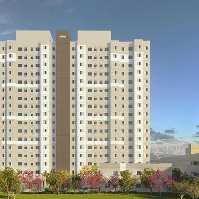 Dez Cursino | Apartamento 2 Dormitórios | Minha Casa Minha Vida