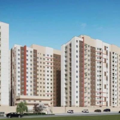 Cury Canindé | Apartamentos no Canindé | Minha Casa Minha Vida | 2 dormitórios