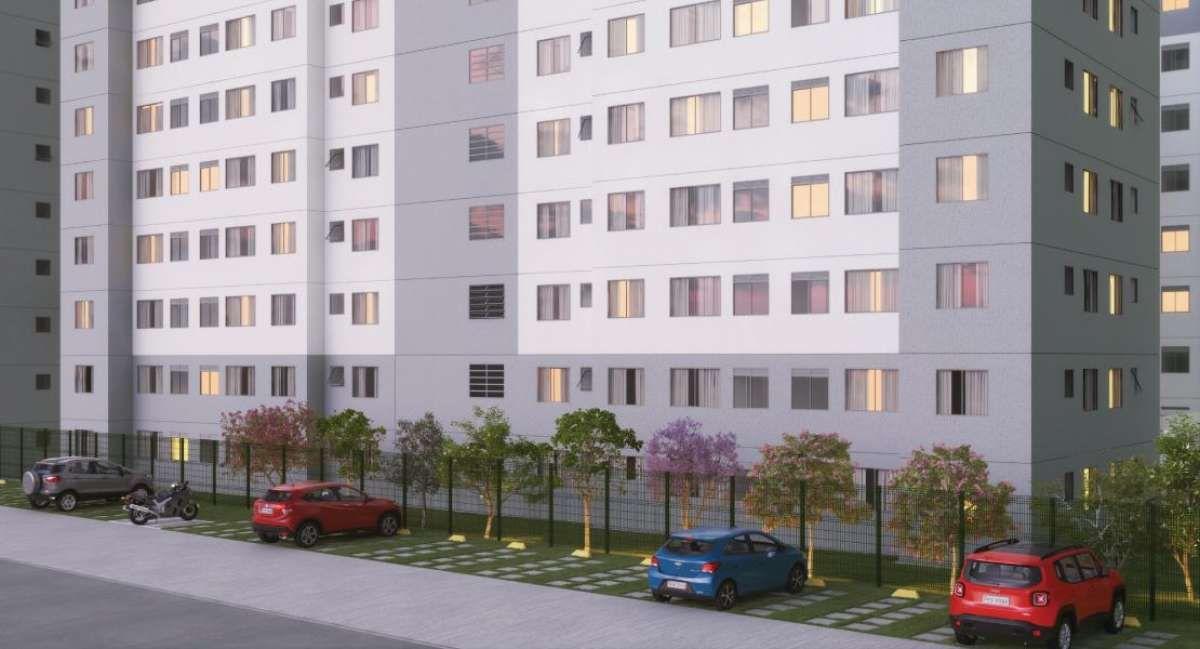 Ouro Preto Tenda   Apartamentos de 2 dormitórios   Casa Verde e Amarela