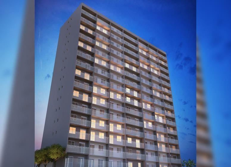Plano e Brás | Apartamento Rua Caetano Pinto 252 - Brás | com 1 e 2 dormitórios