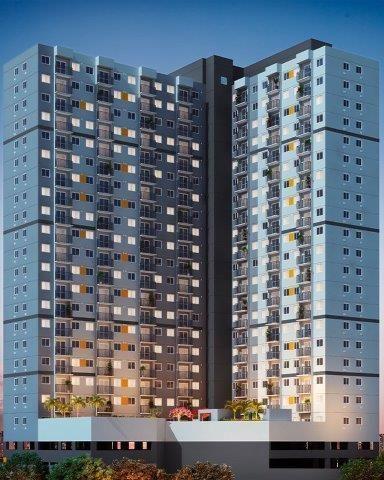 Vibra Interlagos   Apartamentos 2 dormitórios   Minha Casa Minha Vida em Interlagos