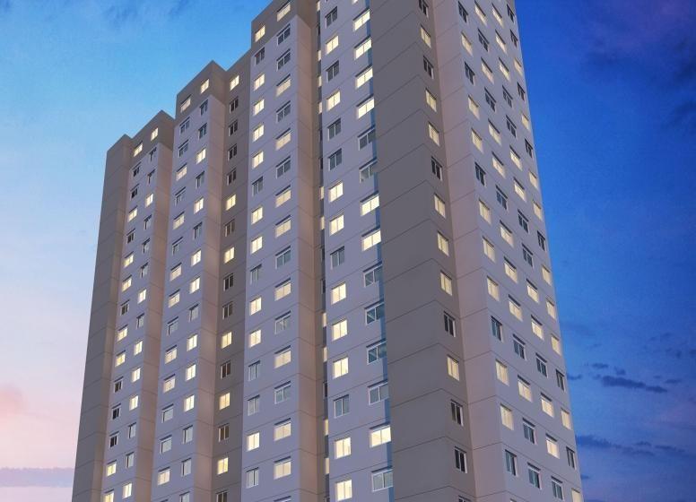 Plano e Sacomã   Apartamento 2 dormitórios   Apartamentos no Sacomã