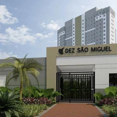 Cury Nordestina | São Miguel | 2 dormitórios | Minha Casa Minha Vida