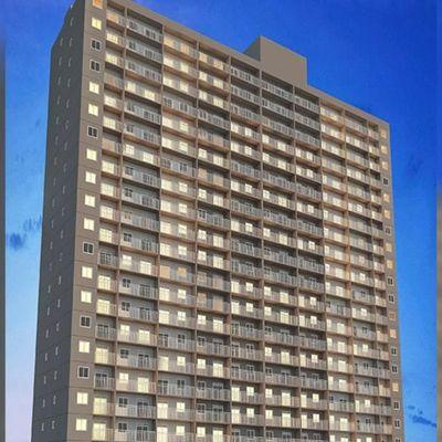 Plano e estação Belém | Apartamento com 1 dormitório | Rua Júlio de Castilhos, 248 - Belém
