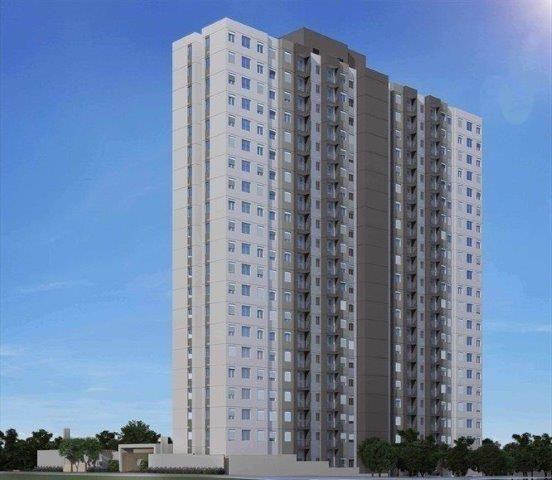 Vivaz João de Luca   Apartamentos com 1 e 2 dormitórios   Minha Casa Minha Vida Lançamento Jardim Prudência