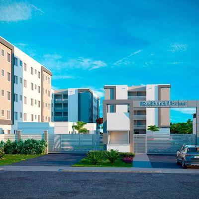 Residencial Senna | 2 dormitorios | minha casa minha vida