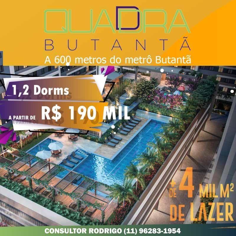 Quaddra Butantã - o lançamento queridinho de São Paulo