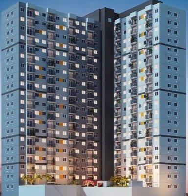 Vibra Interlagos | Apartamentos 2 dormitórios | Minha Casa Minha Vida em Interlagos