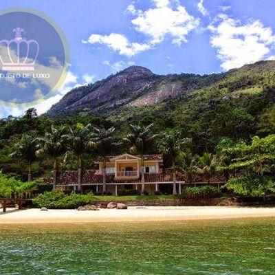 Mansão Exclusiva 5 suite em Paraty