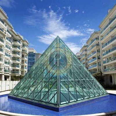 Le Parc Residential Resort 3 qts com 1 suíte Av. das Américas