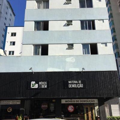02 Dormitórios - Centro
