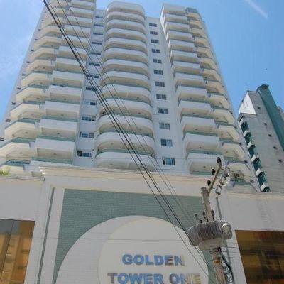 Apartamento à Venda  com 2 Quartos sedo 1 Suíte, 1 Vaga, Lazer completo bem no Centro de Balneário Camboriú SC