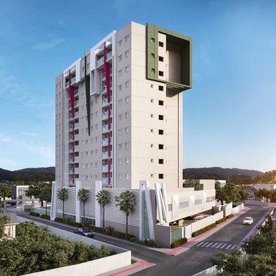 Apartamento para venda NORTH BRAVA, 54 m2, 2 quartos na Rua Suécia na Brava - Itajaí - SC