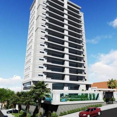 Ed. San Ciro, Apartamento a Venda com 4 Quartos e 3 Vagas, Lazer completo em Área Nobre de Passo Fundo RS