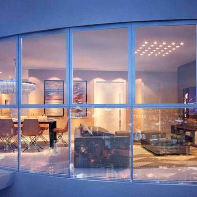 Imperdível Apartamento a Venda no Olympo Tower da FG com 4 Quartos e 3 Vagas e Lazer completo, 1 por andar no Centro de Balneário Camboriú