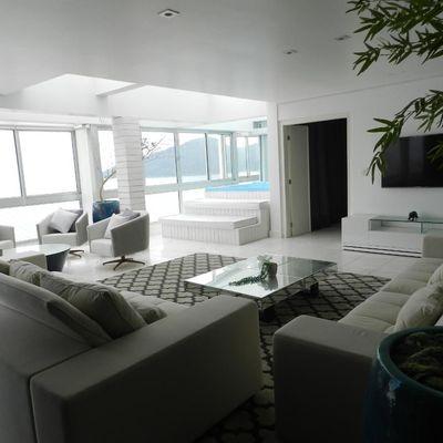 Apartamento Cobertura Permuta Venda Frente Mar 3 Suítes + Dependência + 2 Vagas área Central Balneário Camboriú SC