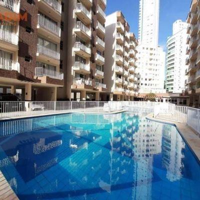 Apartamento em frente à HAVAN na Barra Sul com 1 quarto e 1 Vaga excelente para Locação no ILhas do Sul
