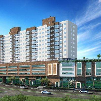 Ed. ICON Residence, em frente ao Balneário Shopping, HAVAN, Rodoviária excelente localização em Balneário Camboriú SC com 2 Quartos